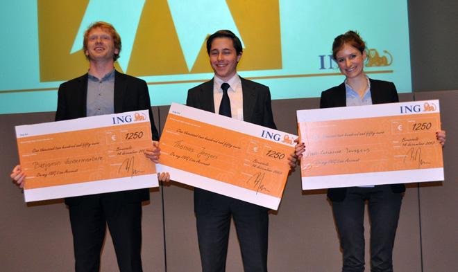ING Thesis Award