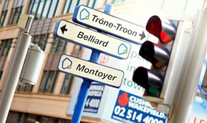 Londres regagne la palme des bureaux les plus chers, Bruxelles est 35ème